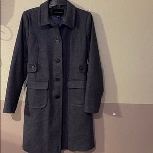 Moda International wool coat